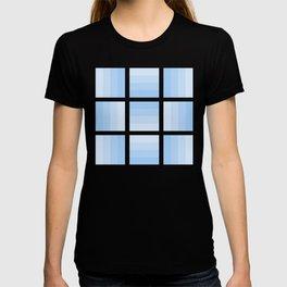 Four Shades of Light Blue (Lighter) T-shirt