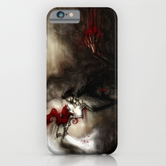 +phantoms in the echos+ (2012 edition) iPhone & iPod Case