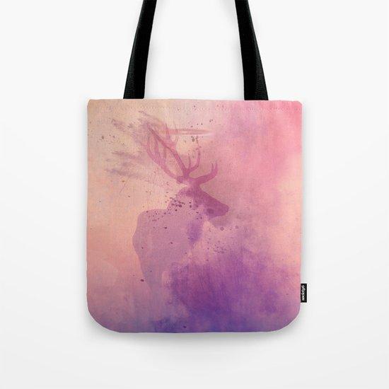 new deer point Tote Bag