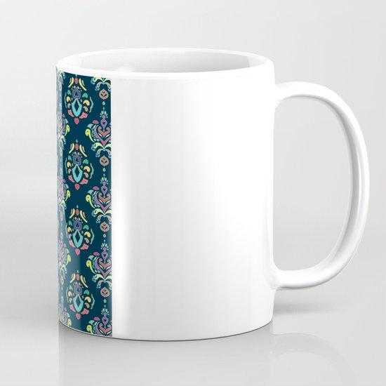 Doodle Damask  Mug