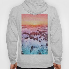 Ice Rainbow Hoody