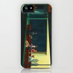 Pennywise in Hopper's Nighthawks Slim Case iPhone SE