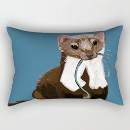 Cutest auto mechanic Rectangular Pillow