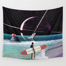 Stranded Wall Tapestry