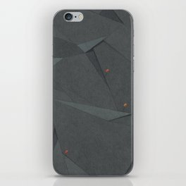 Edge iPhone Skin