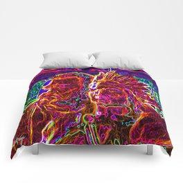 They Went Thataway Comforters