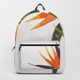 Paradise Flower Backpack