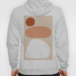 Abstract Shape Series - Stacking Stones Hoody