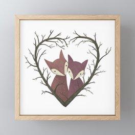 Valentine Framed Mini Art Print