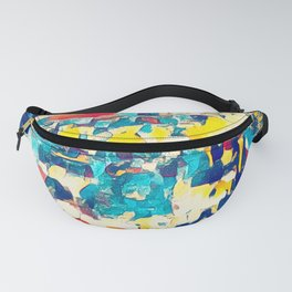All oVER the PLACE Fanny Pack