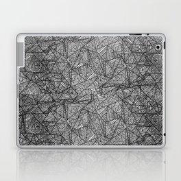 Pattern psychedelia Laptop & iPad Skin