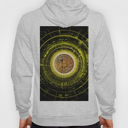Bitcoin Blockchain Cryptocurrency Hoody