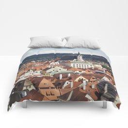Český Krumlov Comforters