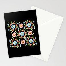 Millefiori Folkloric Pinwheel Stationery Cards