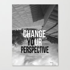 PERSPECTIVE! Canvas Print