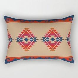 Daryl's Poncho Rectangular Pillow