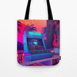 Arcade Dreams Tote Bag