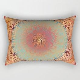 Sacral Chakra Rectangular Pillow