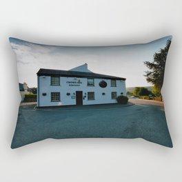 The Crown Inn Rectangular Pillow