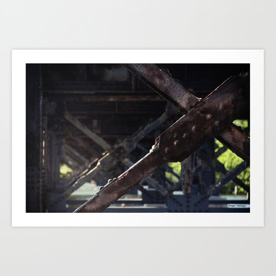 Test of Time Art Print