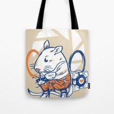 Rat Subject Tote Bag
