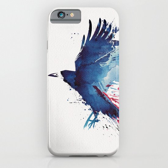 Bloody Crow iPhone & iPod Case