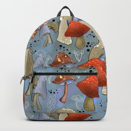 Mushrooms Backpack