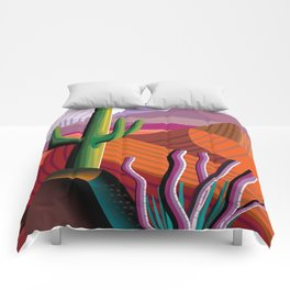 Black Canyon Desert Comforters