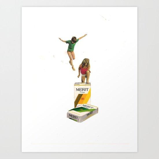 Choices Art Print