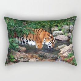 Drinking Rectangular Pillow