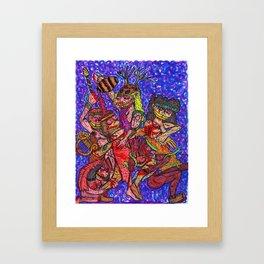 Maeneads Framed Art Print