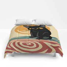 An eddy Comforters