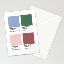 MANTONE® Colour Palette Stationery Cards