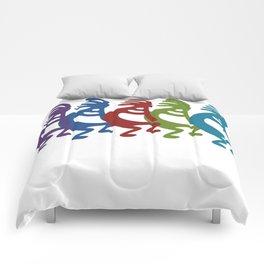 Kokopelli - The Fertility Deity Comforters