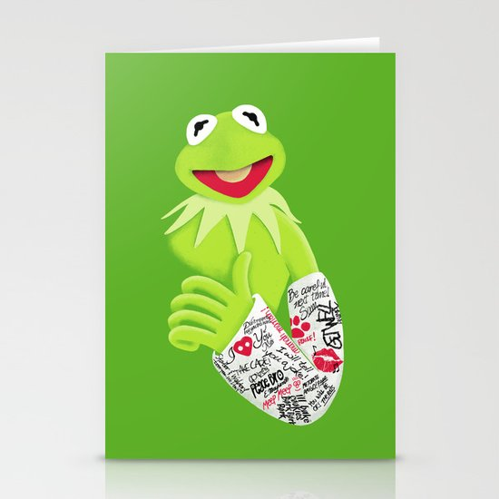 Healing & Smiling Stationery Cards