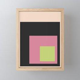 Color Ensemble No. 5 Framed Mini Art Print