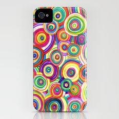 uneven universe Slim Case iPhone (4, 4s)
