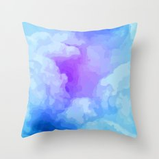 Himmel Throw Pillow