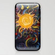 Coyote Moon iPhone & iPod Skin