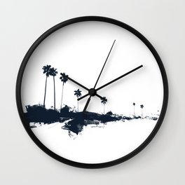 Palm 06 Wall Clock