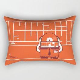 UNDO | Music to the people 09 Rectangular Pillow