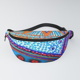 Energy of Orbs Fanny Pack