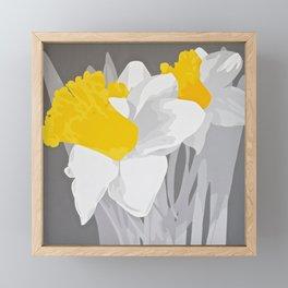 Spring Forward Framed Mini Art Print