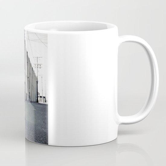 Alleyway Vespa Mug