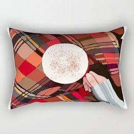 Plaid Tidings Rectangular Pillow