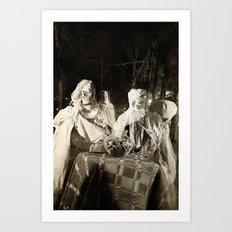 Halloween#2 Art Print