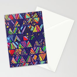 Multicolore Stationery Cards