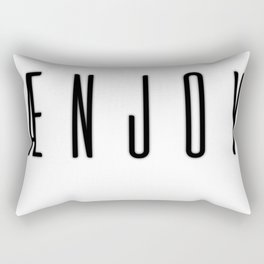 ÆNJOY Rectangular Pillow