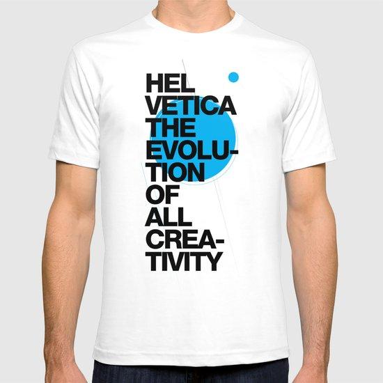 Helveti/ca I T-shirt