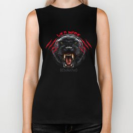 Wild Mode. Bjj, Mma, grappling Biker Tank